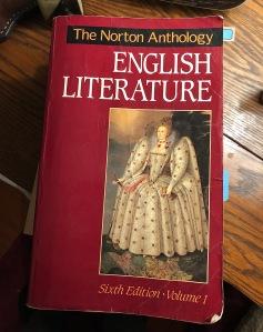 Norton Anthology of English Literature 6th Edition