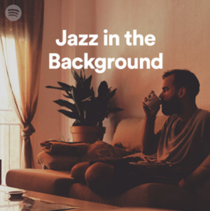 Cool jazz playlist is another form of teacher self-care.