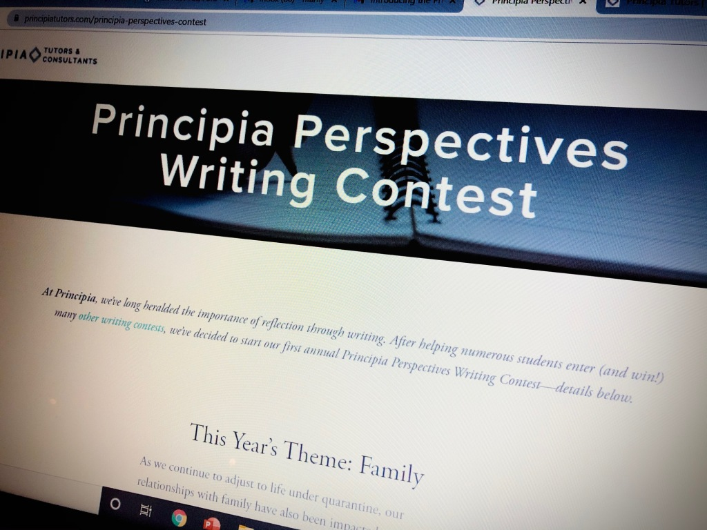 Principia Perspectives hosts this webpage about their middle and high school students.