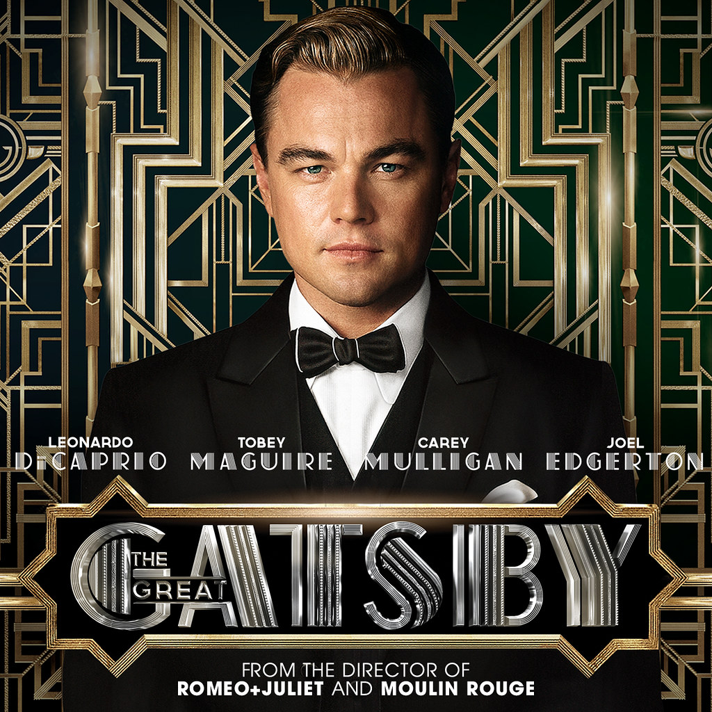 The Great Gatsby 2013 Film Chapter Breakdown
