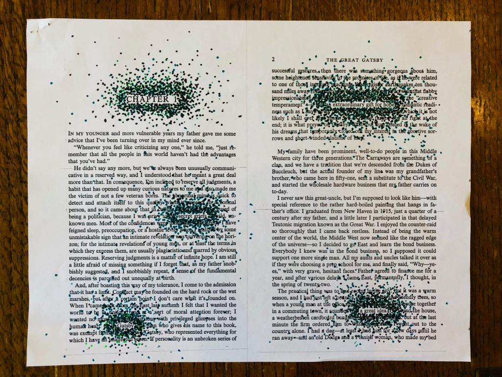 Word focus sketchnotes