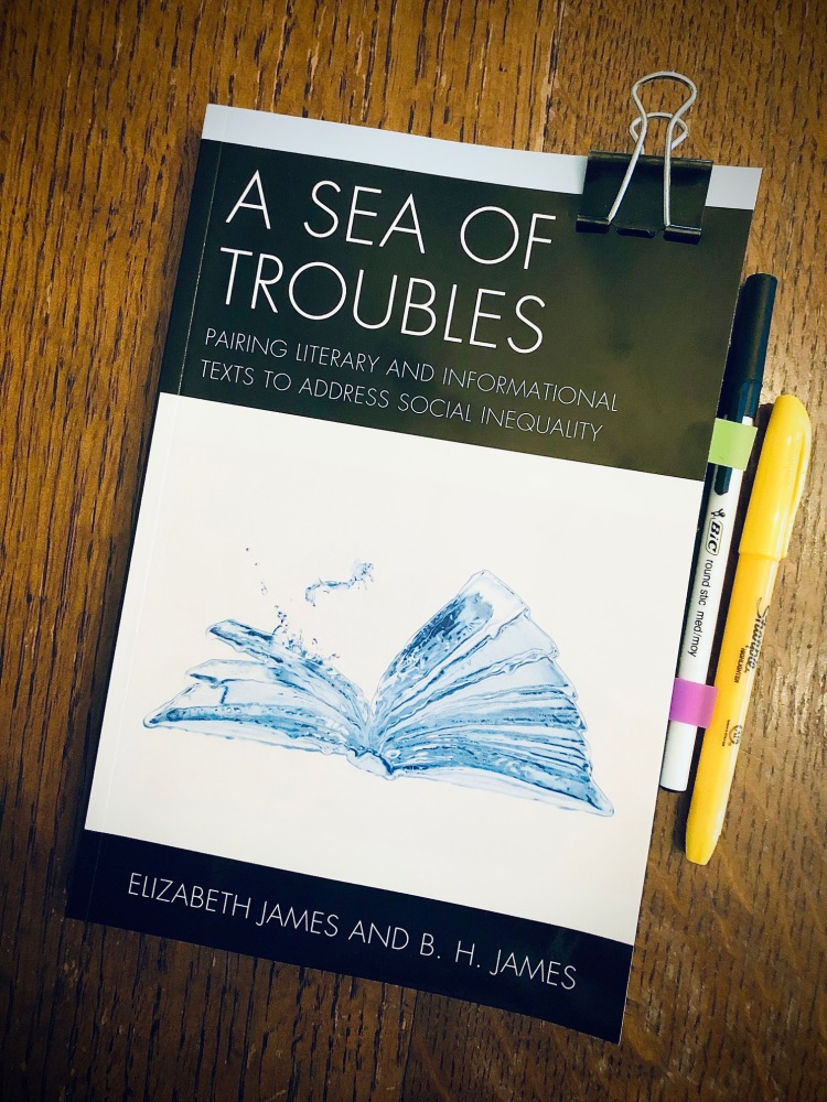 A Sea of Troubles book cover